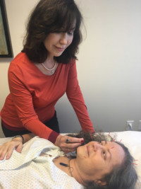 acupuncture treatment in Los Angeles by Lucy Postolov