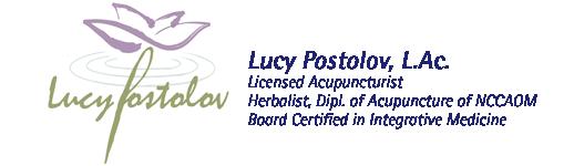 LUCY POSTOLOV Logo