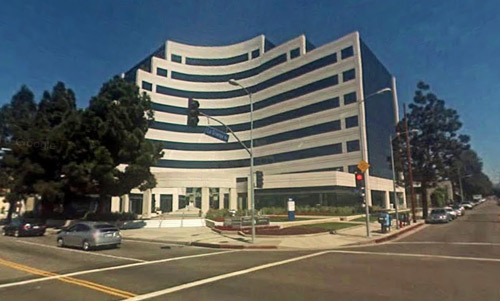 Lucy Postolov Acupuncture Building Location Los Angeles.